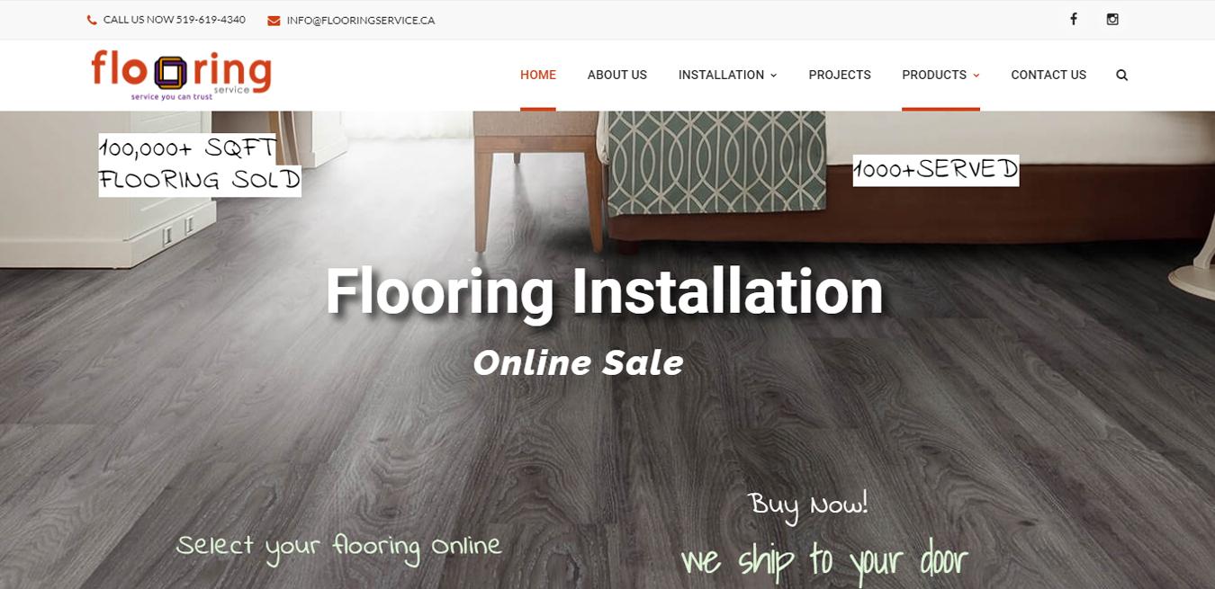Flooring Service – Canada
