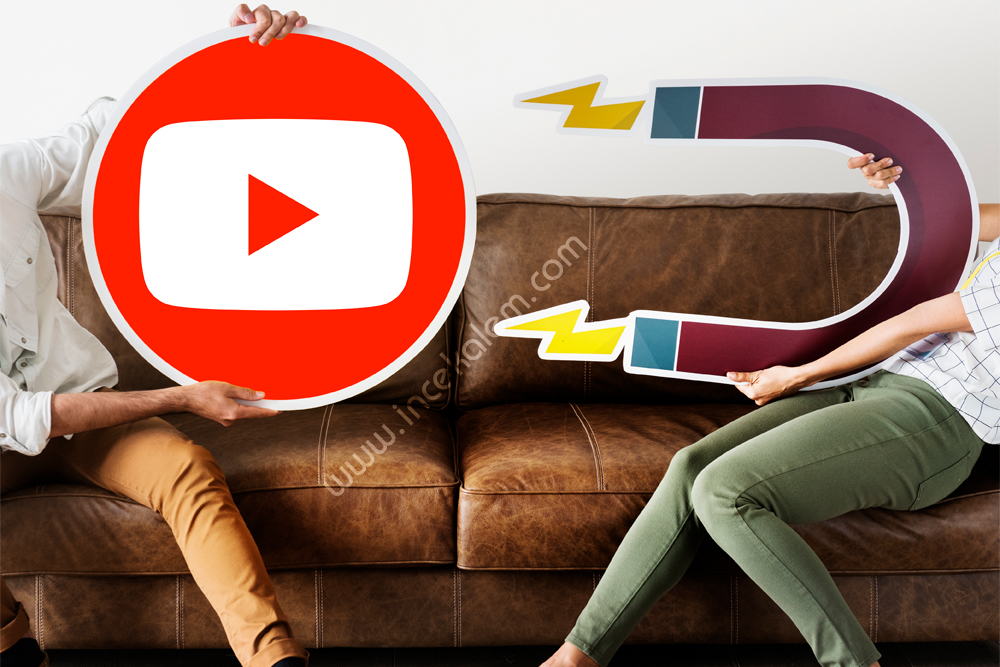 YouTube kanalı açma ve abone sayısını artırma